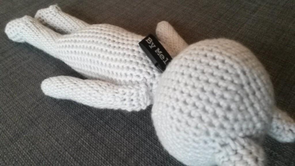 nounours au crochet - Made By Mel