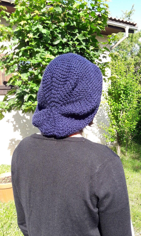Bonnet solidaire