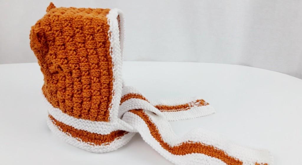 Bonnet écharpe 2 en 1 bébé - Made By Mel (1)