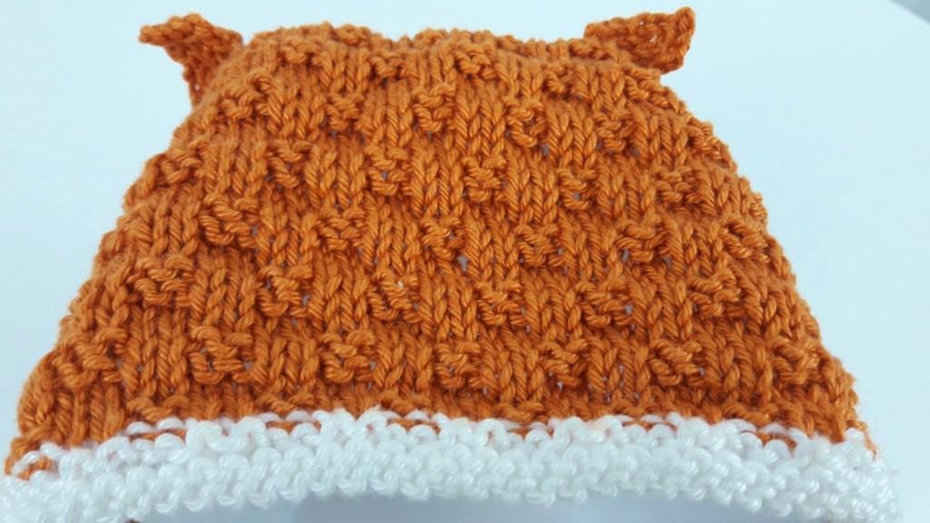 Bonnet écharpe 2 en 1 bébé - Made By Mel (2)