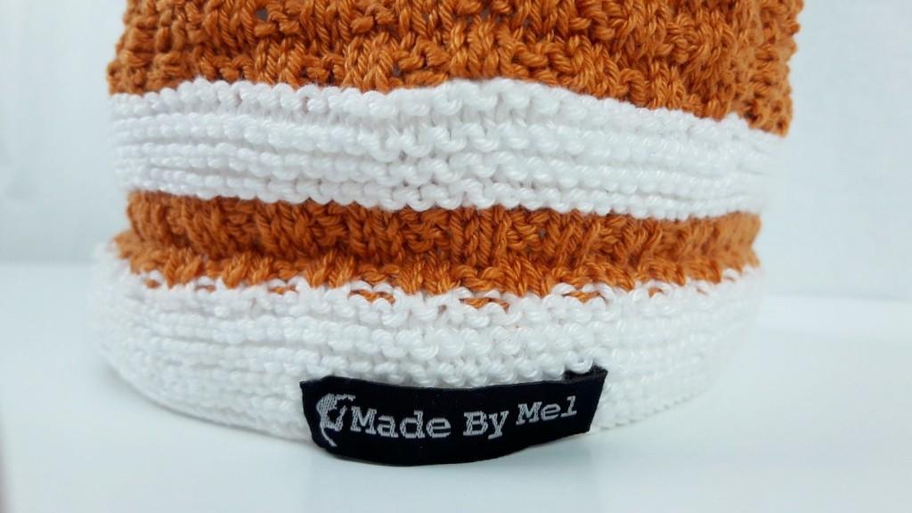 Bonnet écharpe 2 en 1 bébé - Made By Mel (3)