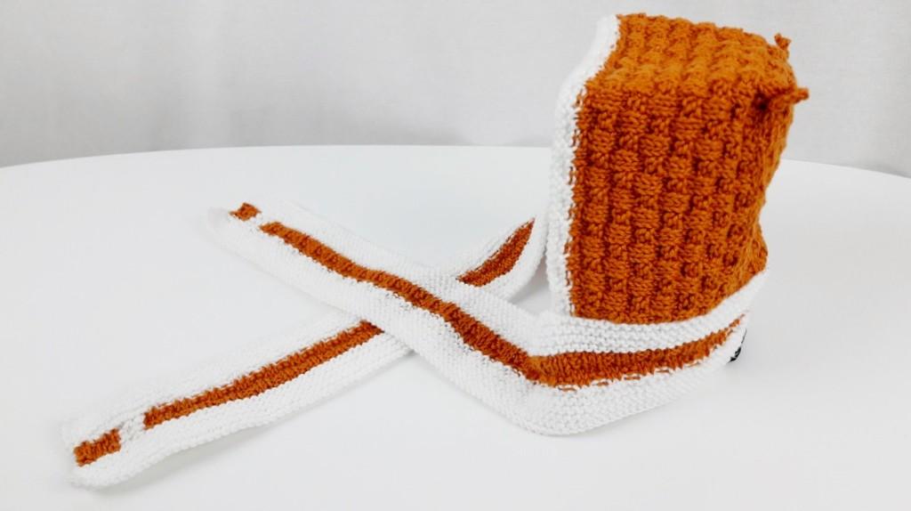 Bonnet écharpe 2 en 1 bébé - Made By Mel (5)